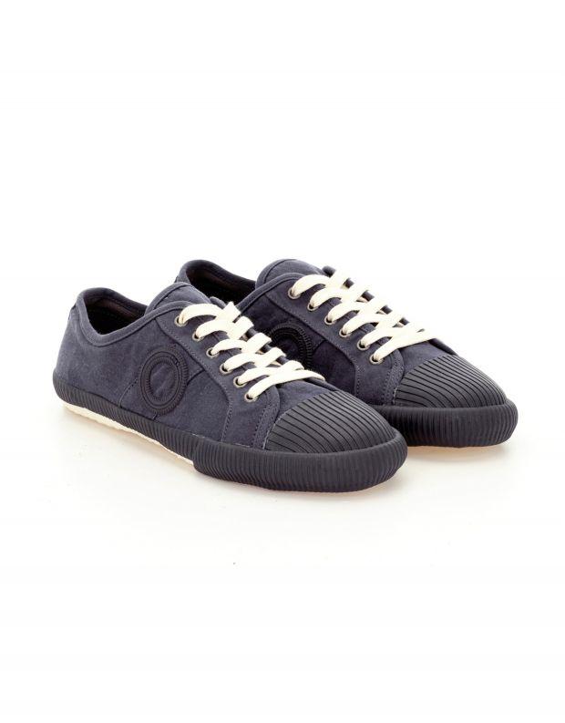 נעלי גברים - Aro - סניקרס בד CHARLIE - אפור כהה