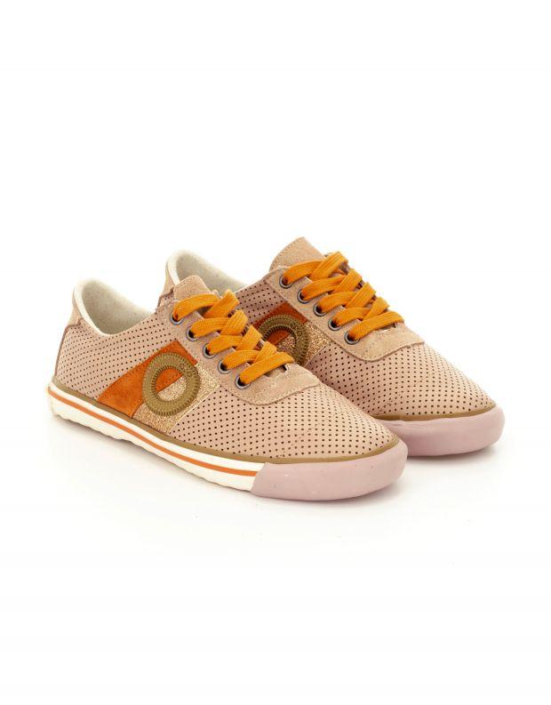 נעלי נשים - Aro - סניקרס POL - ורוד