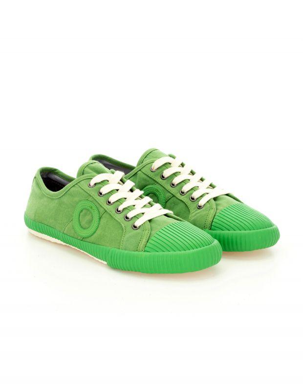 נעלי נשים - Aro - סניקרס בד CHARLIE - ירוק