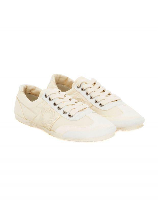נעלי נשים - Aro - סניקרס בד MAY - לבן