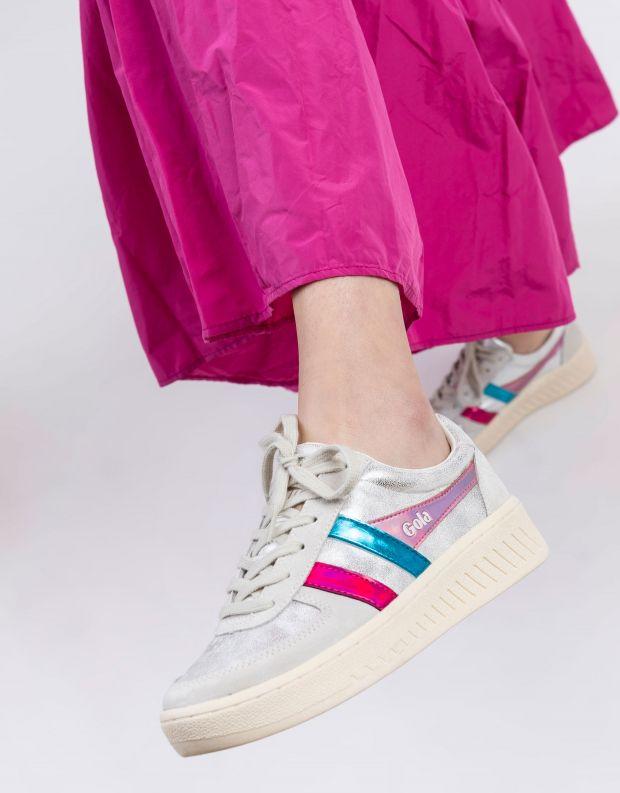 נעלי נשים - Gola - סניקרס GRANDSLAM SHIM FL - אופוויט