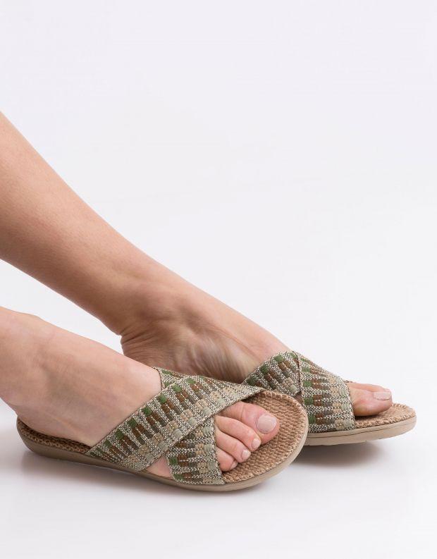 נעלי נשים - Lovelies - קבקב HARMAL - ירוק