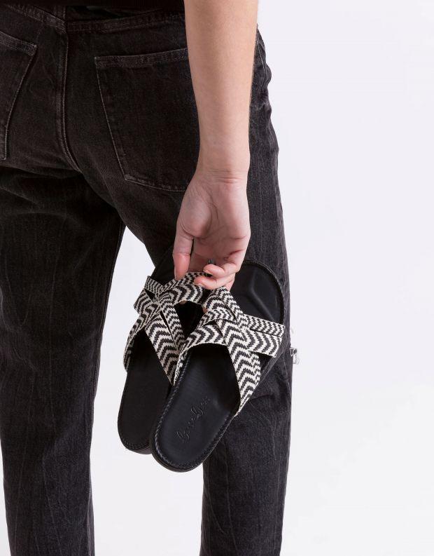 נעלי נשים - Lovelies - קבקב LAGUNA BLACK - שחור