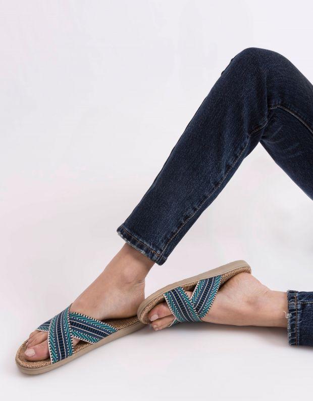 נעלי נשים - Lovelies - קבקב PHI PHI צבעוני - טורקיז