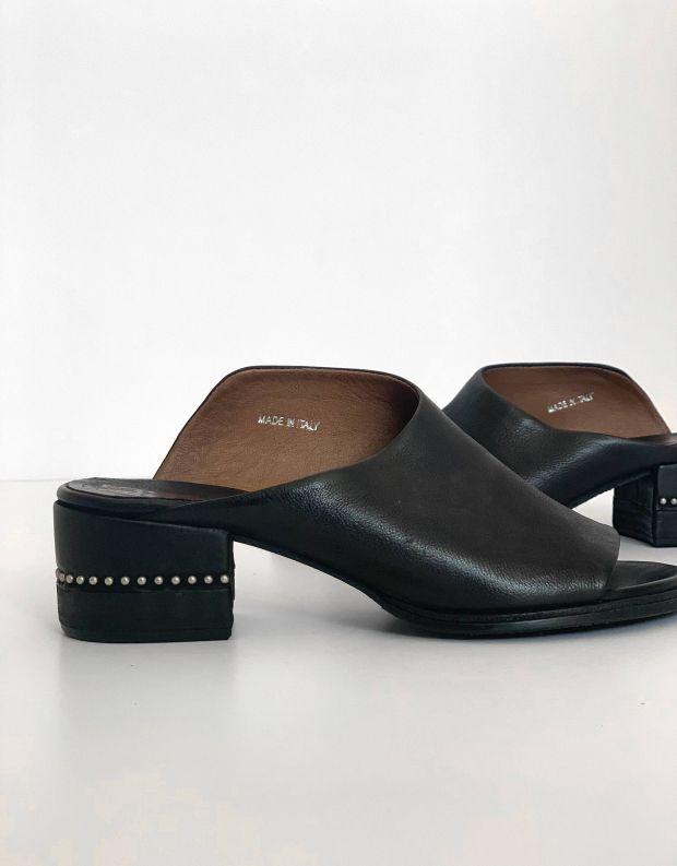 נעלי נשים - A.S. 98 - כפכפי עקב MORAINE - שחור