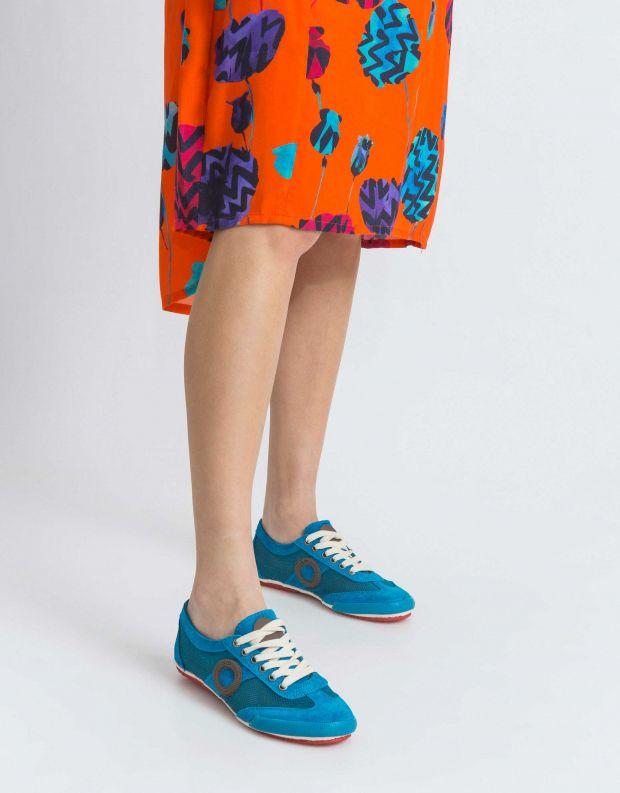 נעלי נשים - Aro - סניקרס JOANETA - טורקיז
