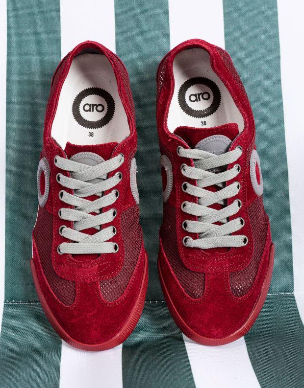 נעלי נשים - Aro - סניקרס JOANETA - בורדו