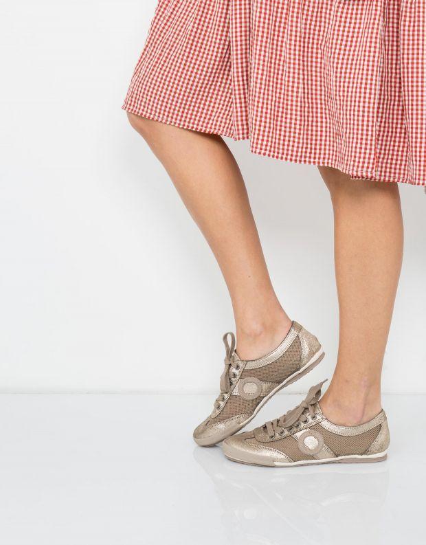 נעלי נשים - Aro - סניקרס JOANETA - ברונזה