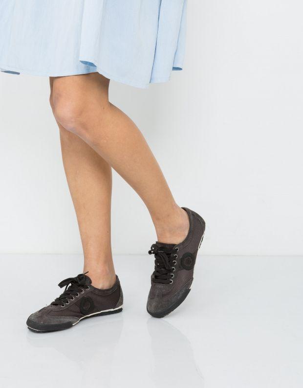 נעלי נשים - Aro - סניקרס JOANETA - שחור