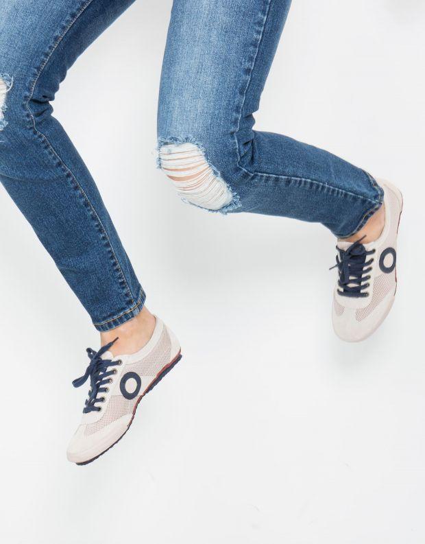 נעלי נשים - Aro - סניקרס JOANETA - אופוויט