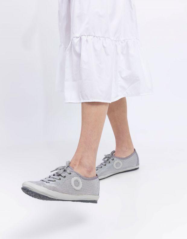 נעלי נשים - Aro - סניקרס HOLLY - כסף