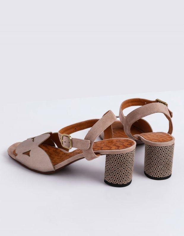 נעלי נשים - Chie Mihara - סנדל LORAN - זהב