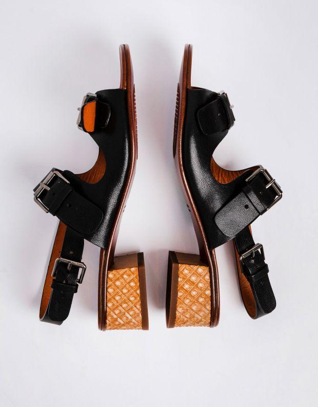 נעלי נשים - Chie Mihara - סנדל QUERINA - שחור