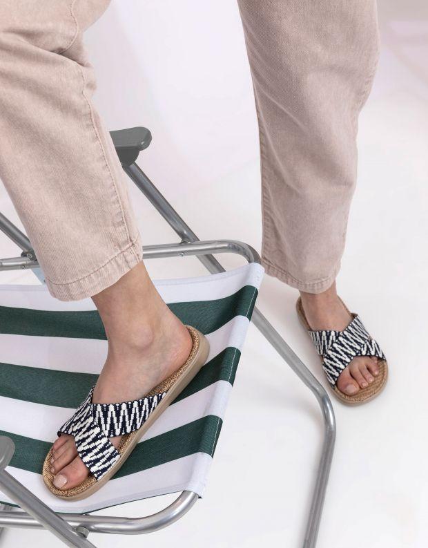 נעלי נשים - Lovelies - קבקב HARMAL - כחול   לבן