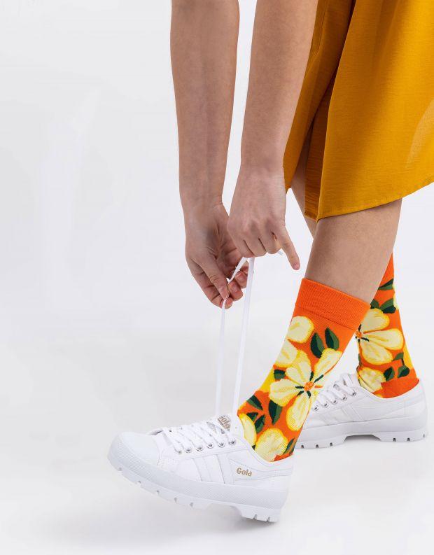 נעלי נשים - Gola - סניקרס COASTER PEAK - לבן