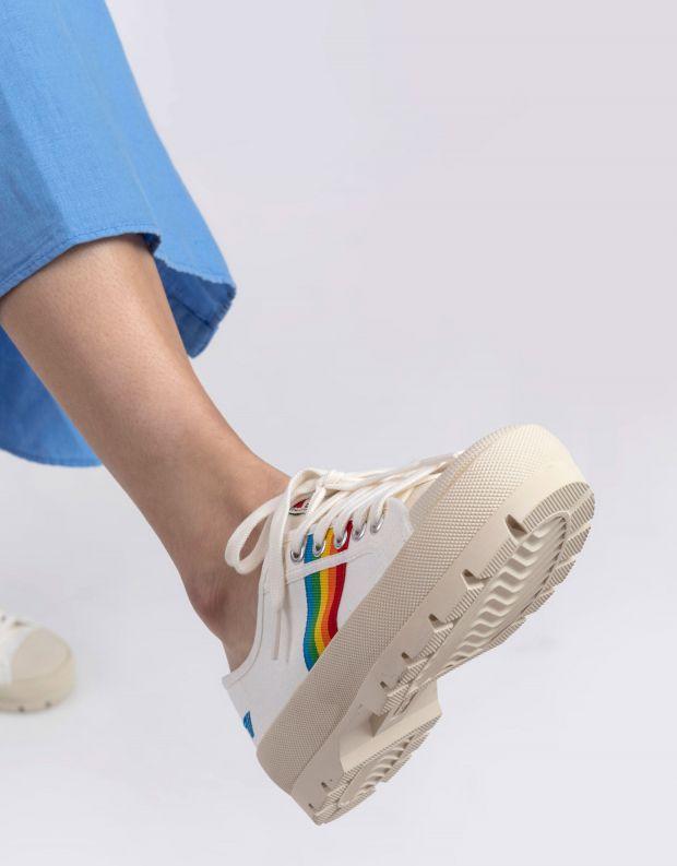 נעלי נשים - Gola - סניקרס COASTER PEAK RAINB - אופוויט