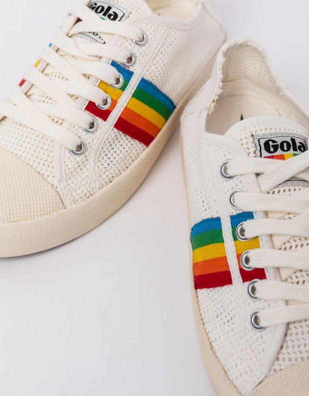 נעלי נשים - Gola - סניקרס COASTER RAINBOW WE - אופוויט