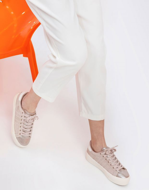 נעלי נשים - Gola - סניקרס OQCHID PLATFORM VI - ורוד