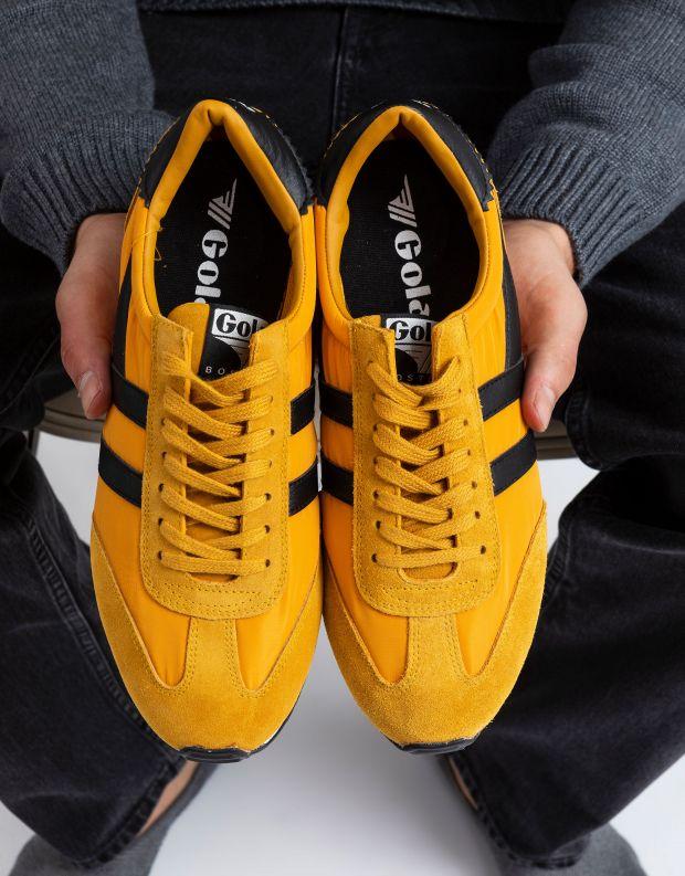 נעלי גברים - Gola - סניקרס BOSTON 78 - צהוב