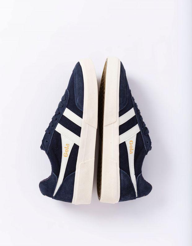 נעלי גברים - Gola - סניקרס MATCH POINT - כחול   לבן
