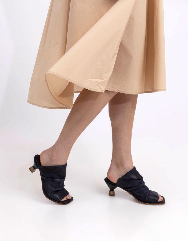 נעלי נשים - A.S. 98 - כפכפי עקב HEAR - כחול