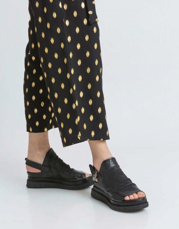 נעלי נשים - A.S. 98 - סנדל LAGOS - שחור