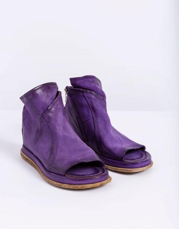 נעלי נשים - A.S. 98 - סנדלים סגורים POLA - סגול