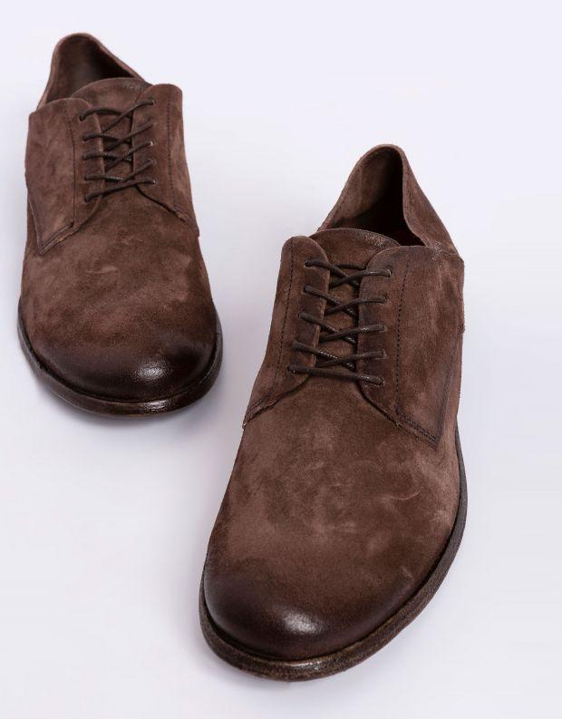 נעלי גברים - A.S. 98 - נעלי דרבי GENERATION - חום