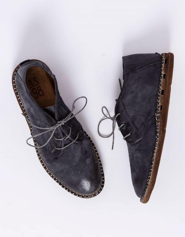 נעלי גברים - A.S. 98 - נעל BASTARD - כחול