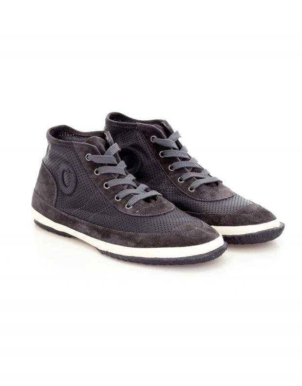 נעלי גברים - Aro - סניקרס גבוהות WILLY - אפור