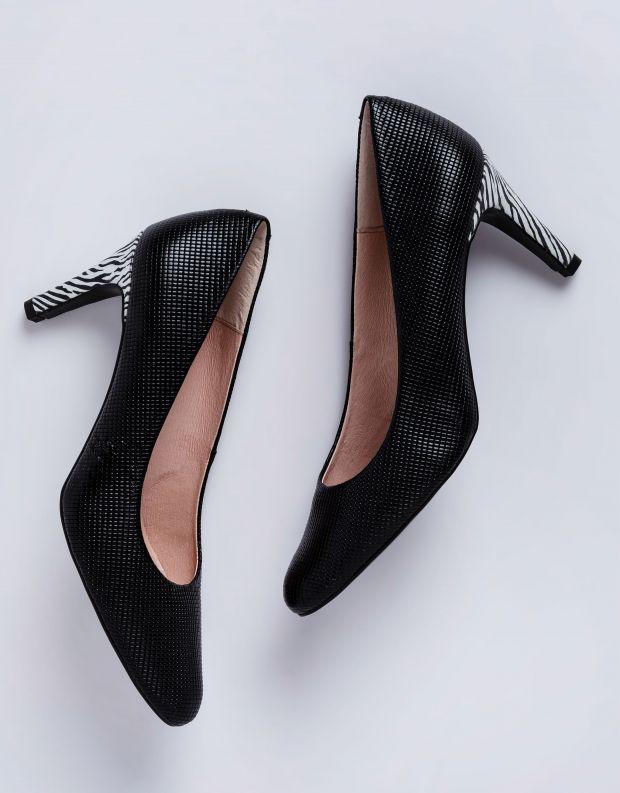 נעלי נשים - Shoemaker - נעלי סירה NEW YORK - שחור