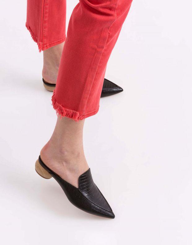 נעלי נשים - Jeffrey Campbell - קבקב VIONIT - שחור