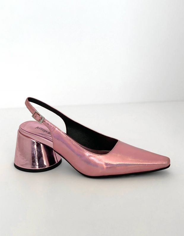 נעלי נשים - Jeffrey Campbell - סירה FERRA - ורוד
