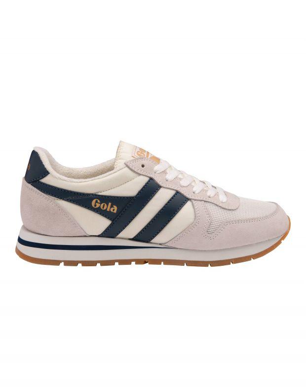 נעלי גברים - Gola - סניקרס DAYTONA - לבן   כחול