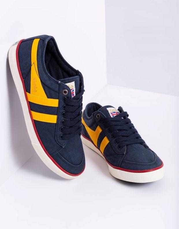 נעלי גברים - Gola - סניקרס COMET - כחול   צהוב