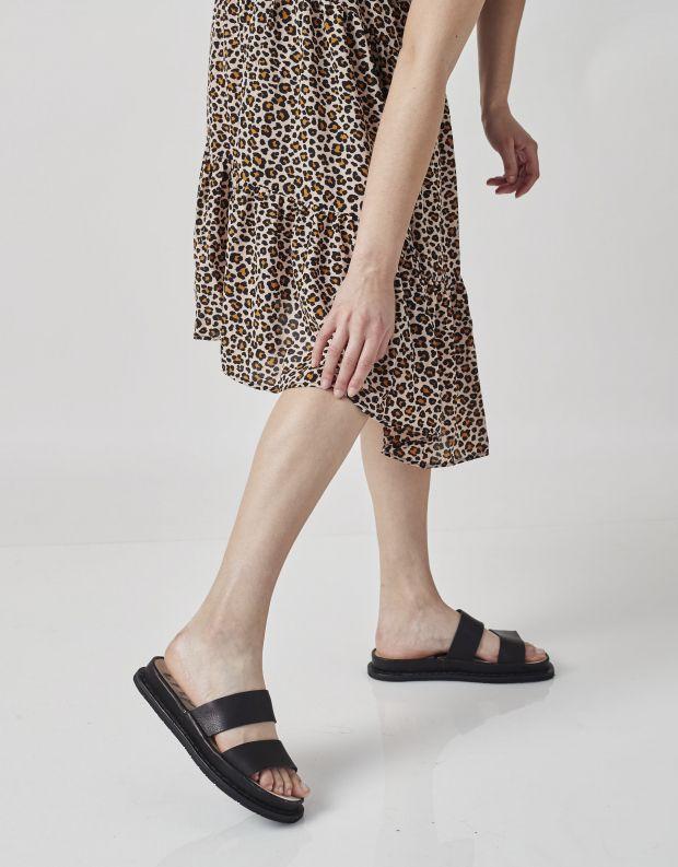 נעלי נשים - Trippen - כפכפים LEHMAN ZORI - שחור