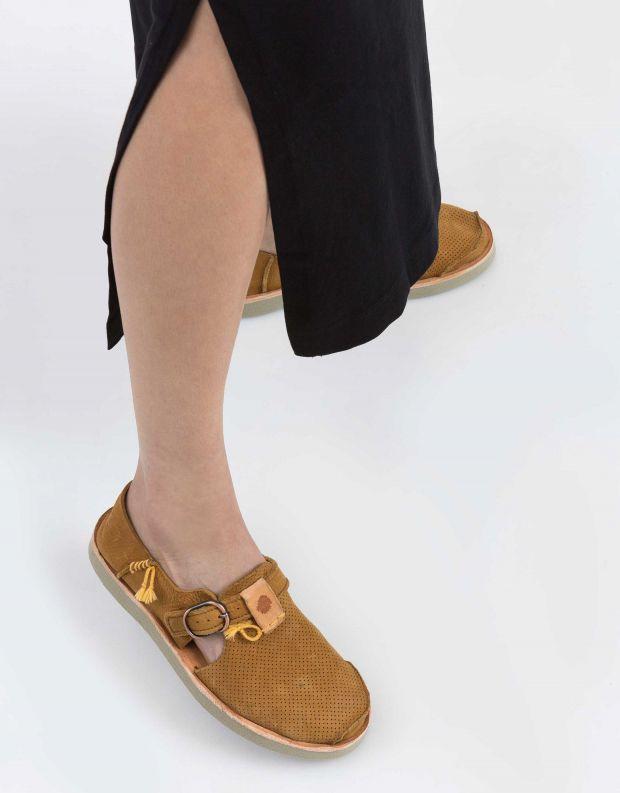 נעלי נשים - Satorisan - נעל BENIRRAS PUNCH - קאמל