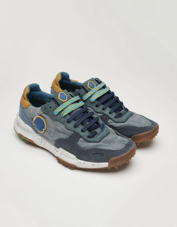 נעלי גברים - Satorisan - סניקרס בד CHACRONA - ג'ינס