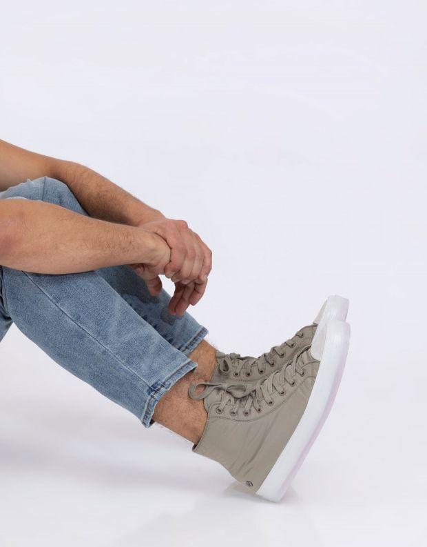 נעלי גברים - Rollie - סניקרס גבוהות RANGER - חאקי