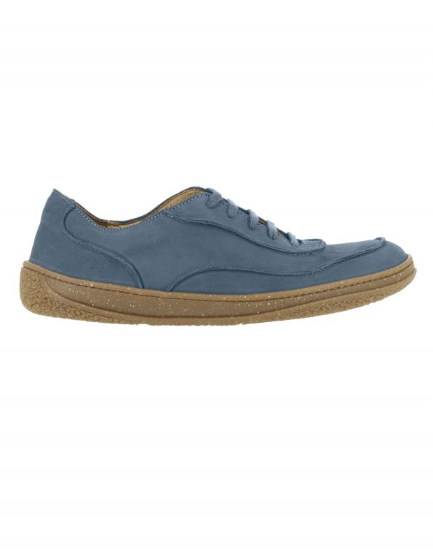 נעלי גברים - El Naturalista - נעליים עם תיפורים AMAZONA - כחול