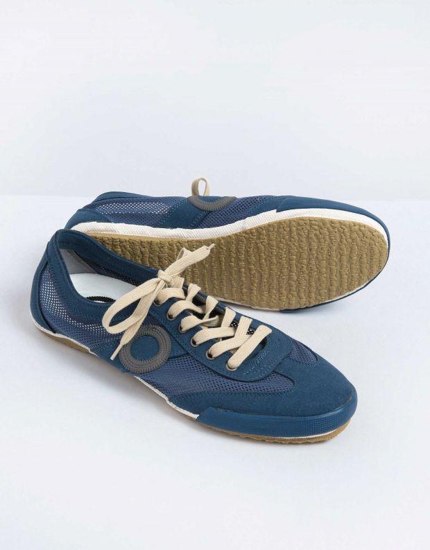 נעלי גברים - Aro - סניקרס JOANETA VEGAN - כחול