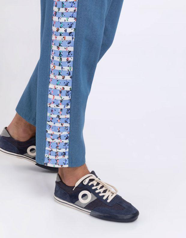 נעלי גברים - Aro - סניקרס POL - כחול