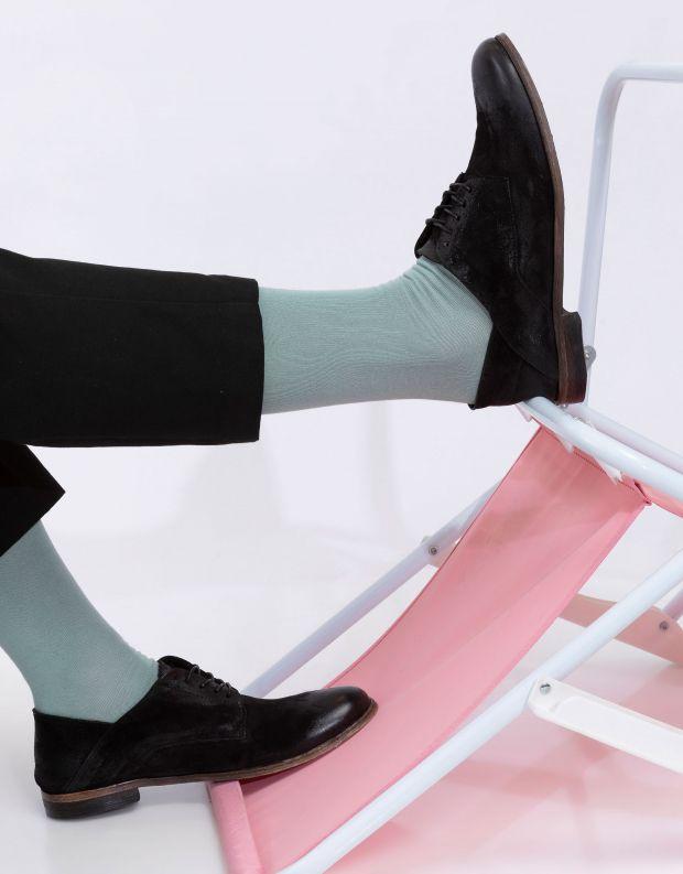 נעלי גברים - A.S. 98 - נעלי דרבי GENERATION - שחור