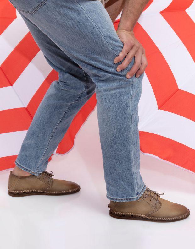 נעלי גברים - A.S. 98 - נעל BASTARD - חאקי