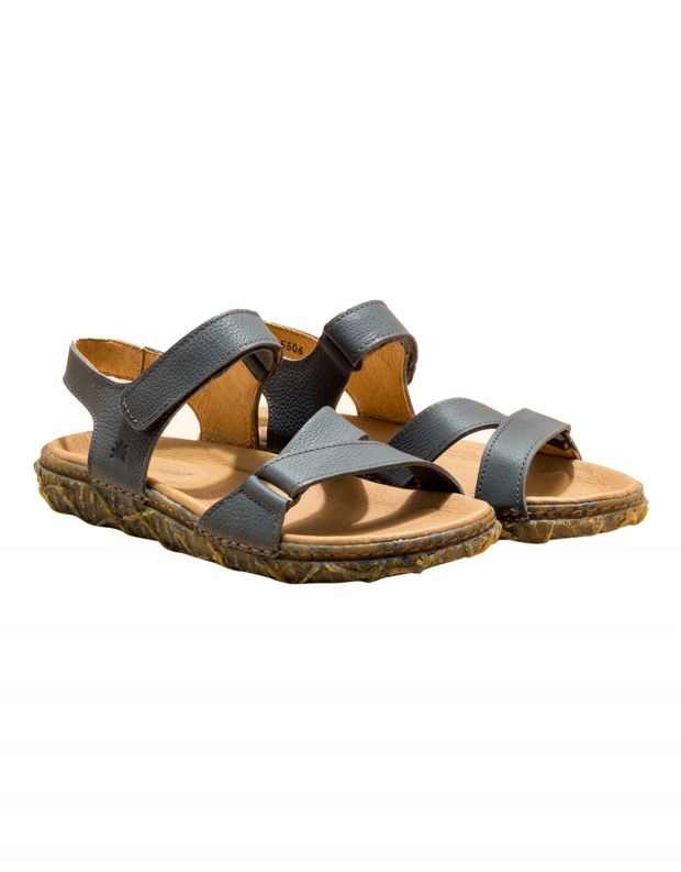 נעלי גברים - El Naturalista - סנדל REDES - כחול