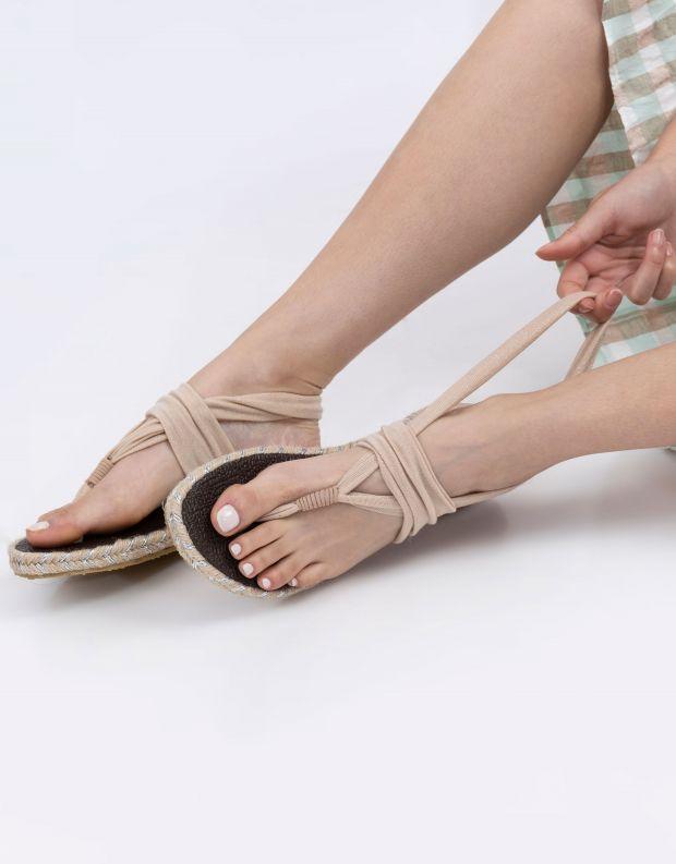 נעלי נשים - Nalho - סנדל GANIKA GLITTER - ניוד