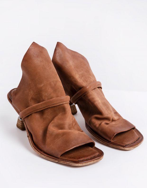 נעלי נשים - A.S. 98 - כפכפי עקב HEAR - חום
