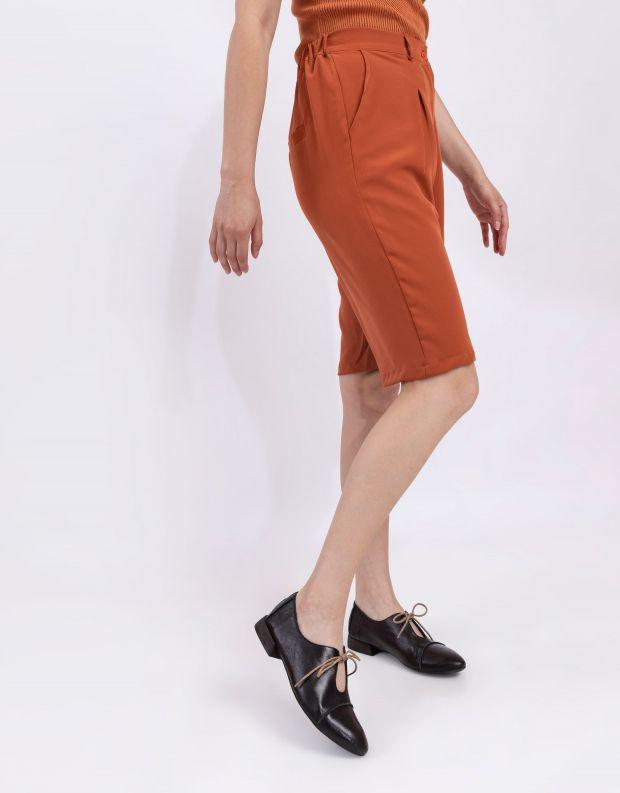 נעלי נשים - Yuko Imanishi - נעליים שטוחות HARU - שחור