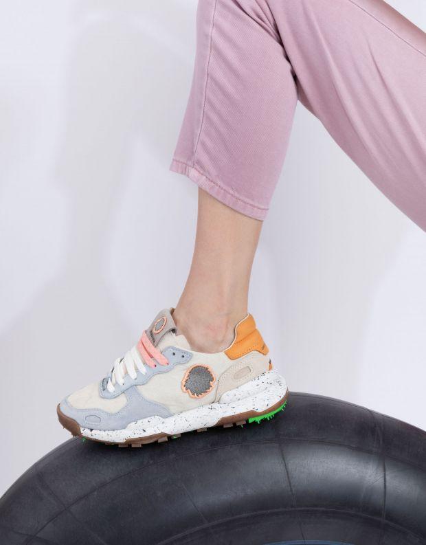 נעלי נשים - Satorisan - סניקרס בד CHACRONA - אופוויט