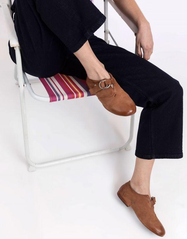 נעלי נשים - A.S. 98 - נעליים שטוחות MERI - חום